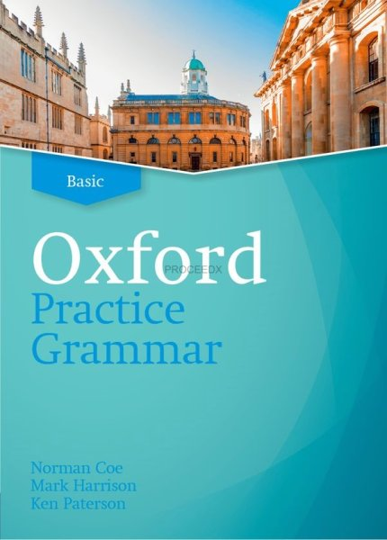 画像1: Oxford Practice Grammar Basic Without Key (1)