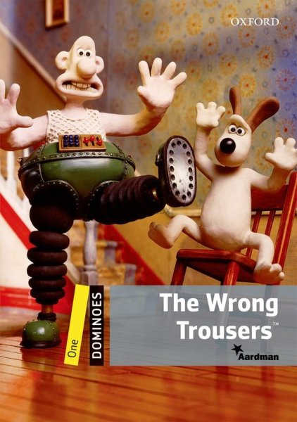 画像1: Dominoes: 2nd Edition Level 1 (400 Headwords) Wrong Trousers, The?: MP3 Pack (1)
