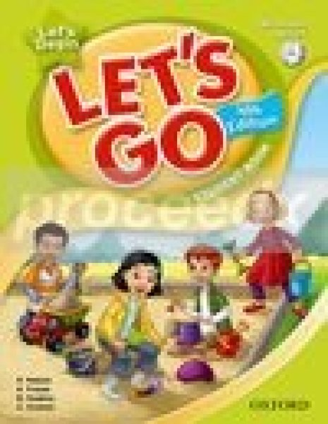 画像1: Let's Go : Fourth Edition Level 1 Student Book with Audio CD Pack-9780194626187 (1)