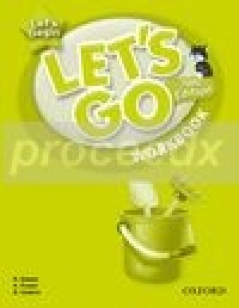 画像1: Let's Go : Fourth Edition Let's Begin Workbook-9780194643269 (1)