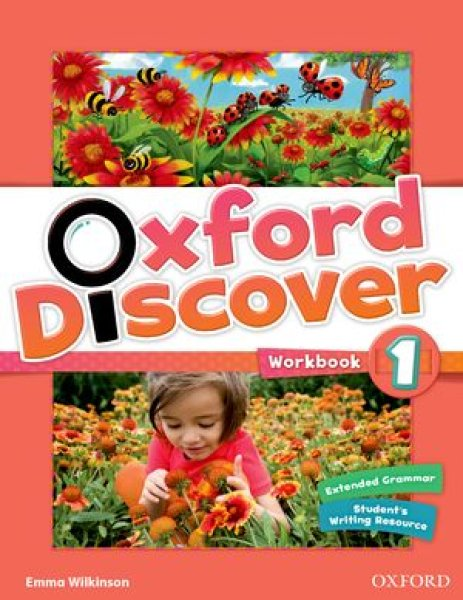画像1: Oxford DiscoverLevel 1Workbook-9780194278584 (1)