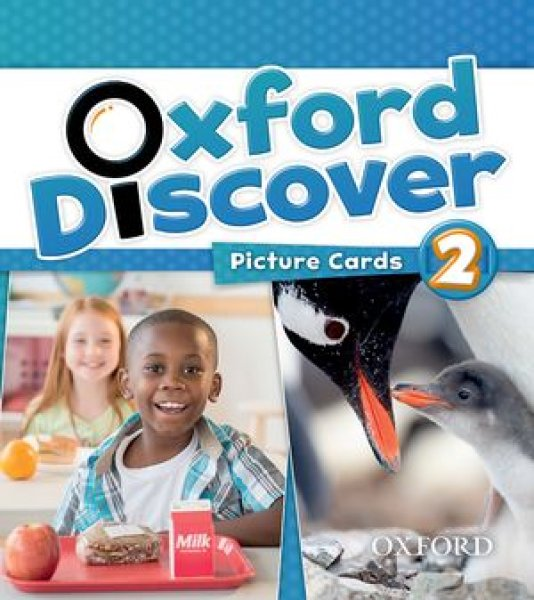 画像1: Oxford DiscoverLevel 2Flashcards-9780194279130 (1)