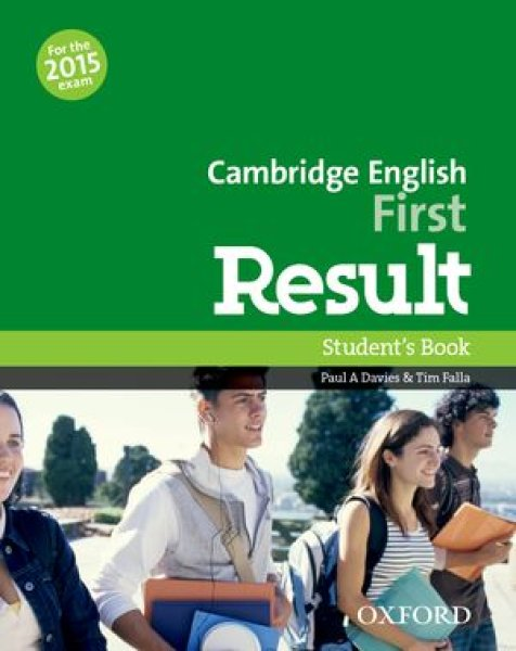 画像1: Exams Result Cambridge English: First Result (FCE) Student Book-9780194502849 (1)