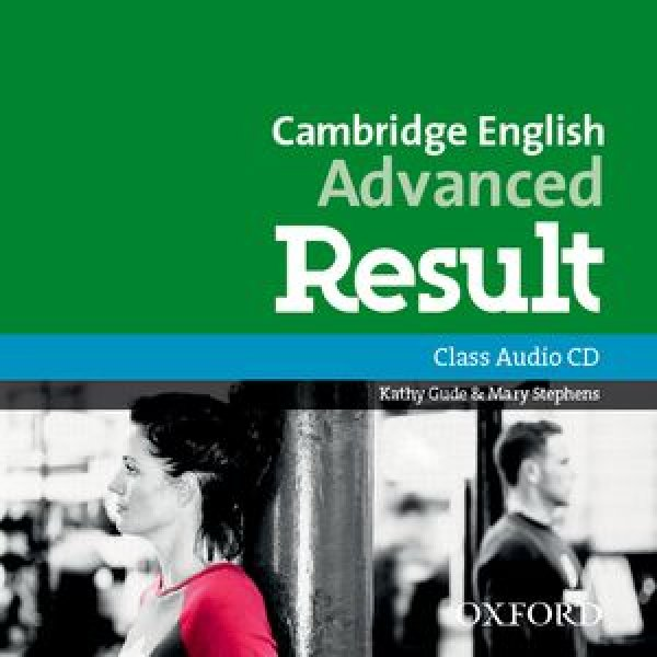 画像1: Exams ResultCambridge English Advanced Result (CAE)Class Audio CDs (2)-9780194512558 (1)