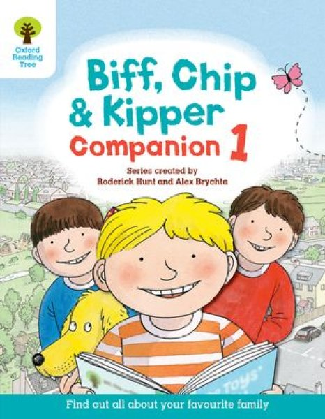 画像1: Oxford Reading Tree - Other MaterialsBiff, Chip & Kipper Companion-9780198307563 (1)