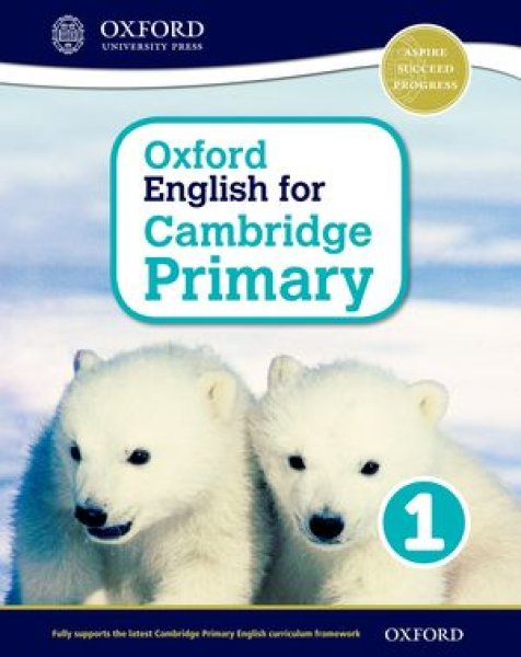 画像1: Oxford English for Cambridge Primary Level 1 Student  Book-9780198366256 (1)