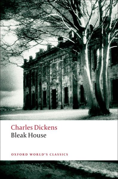 画像1: Bleak House 荒涼館-9780199536313 (1)