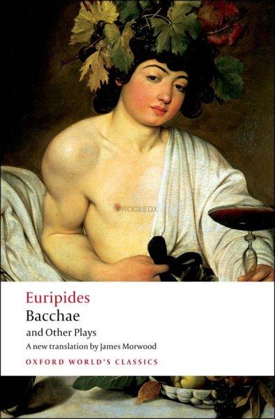 画像1: Bacchae and Other Plays バッコスの信女、ほか-9780199540525 (1)