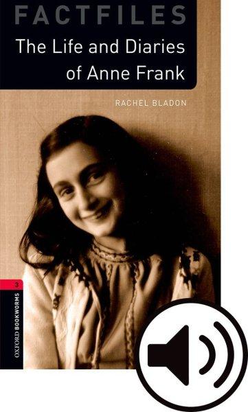 画像1: Oxford Bookworms Library: Factfiles Stage 3 (1,000 Headwords) Anne Frank: MP3 Pack (1)