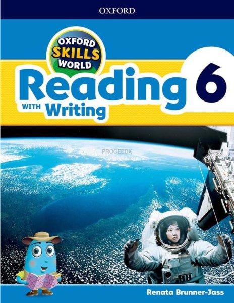 画像1: Oxford Skills World: Reading with Writing Level 6 Student Book (1)