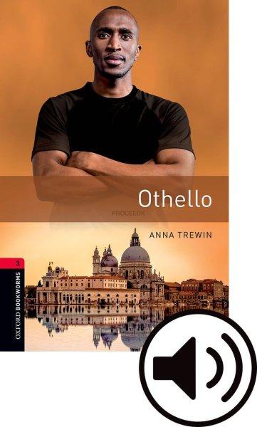 画像1: Oxford Bookworms Library Stage 5 (1,800 Headwords) Othello: MP3 Pack (1)