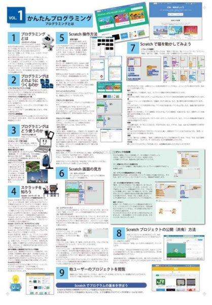 画像1: かんたんプログラミングVOL.1 (1)