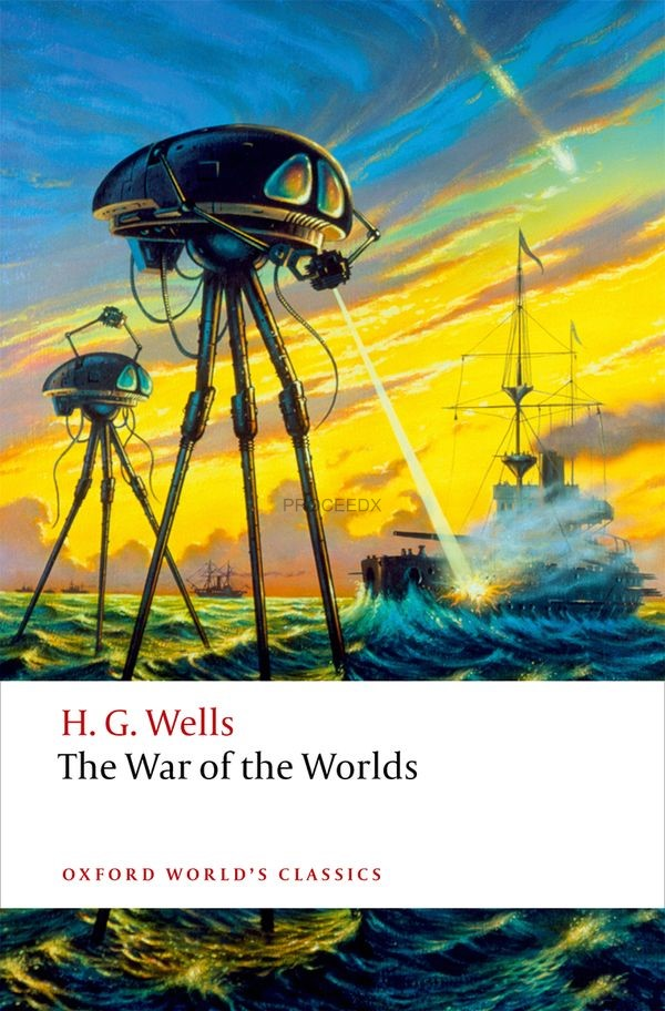 The War of the Worlds宇宙戦争,9780198702641