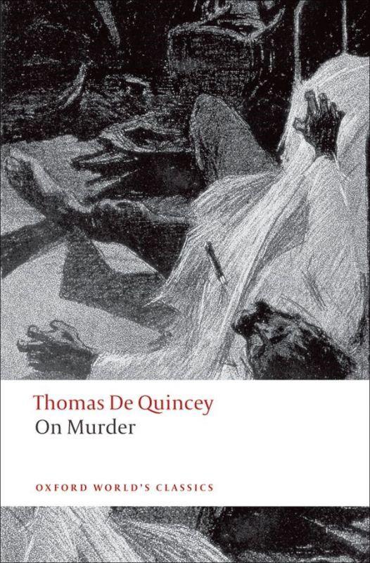 On Murder 芸術の一分野として見た殺人-9780199539048:ENGLISH BOOKS ...